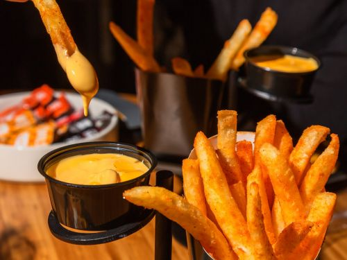 FRY WARS: Taco Bell is bringing back Nacho Fries as McDonald's prepares to debut Cheesy Bacon Fries