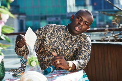 'Black People don't watch iPlayer anymore': Enterprice star Kayode Ewumi insists 'there's nothing for us' on the BBC