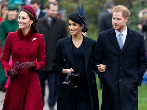 Meghan Markle and Prince Harry sent a subtle birthday message to Kate Middleton just a day after announcing their plans to 'step back' from royal life