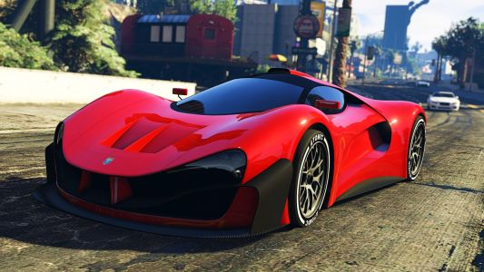 GTA Online's weekly update is all about racing