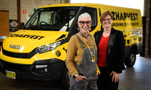 IHG's partnership with Ozharvest to help Australians in need