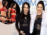 Nikki and Brie Bella set to be inducted into the WWE Hall of Fame