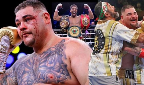 Andy Ruiz Jr leaves trainer Manny Robles after Anthony Joshua loss - 'He never listened'