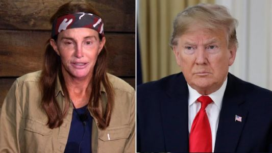 I'm A Celebrity's Caitlyn Jenner reveals Donald Trump called her on Father's Day - and we have so many questions