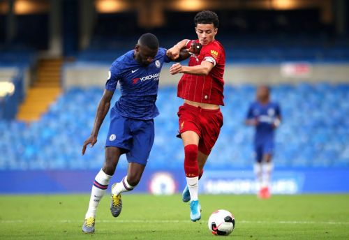 Chelsea defender comes through 90 minutes, striker gives Frank Lampard a new headache