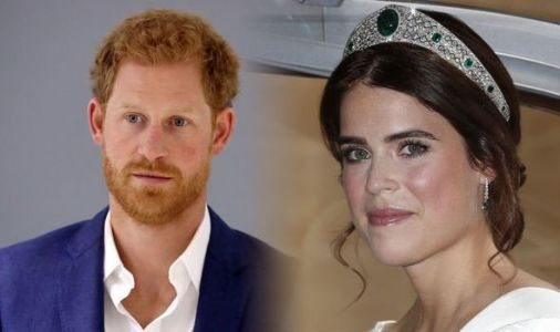 Royal sadness: How Megxit has broken Eugenie's 'strong bond' with 'partner in crime' Harry