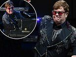Elton John puts on a stunning performance at the A Day On The Green music festival in Geelong