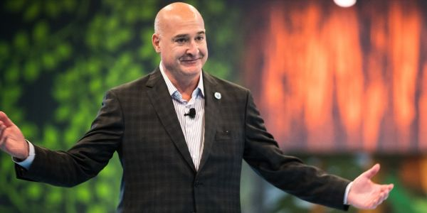 Salesforce has already deleted outgoing co-CEO Keith Block from its leadership web page