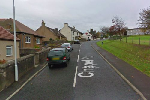 Teenager stabbed in fight on Scots street as police launch probe