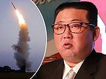 North Korea fires 'missile' into sea as it ramps up weapons tests