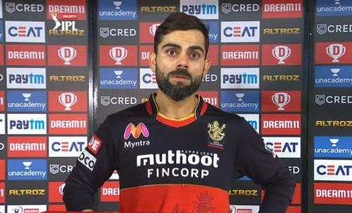 Virat Kohli praises Mohammed Siraj after record-breaking IPL spell for Royal Challengers Bangalore