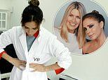 Victoria Beckham EXCLUSIVE: Designer shares new clip of her eponymous make-up line