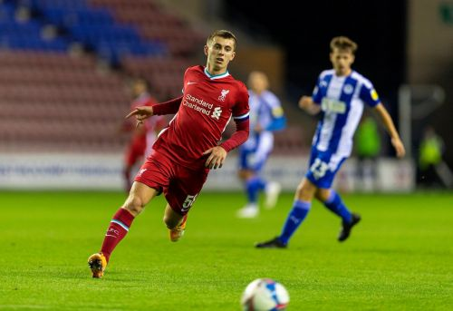 Liverpool U21s handed valuable lesson with 6-1 defeat at Wigan in EFL Trophy