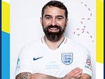 TV SAS star Ant Middleton is given the boot from Soccer Aid