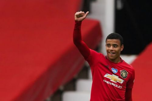Man Utd's Mason Greenwood tipped to reach Messi and Ronaldo levels