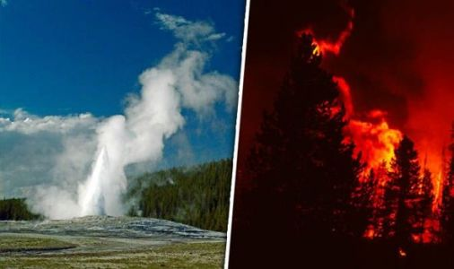 Yellowstone WARNING: Yellowstone at 'TIPPING POINT' scientists reveal in critical study