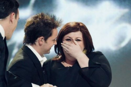 Michelle McManus says music career failed as plus-size singers weren't accepted