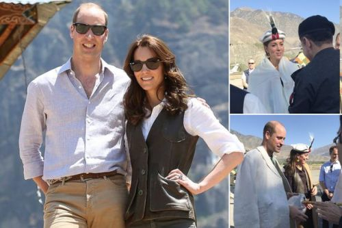 William and Kate tour LIVE: Royals in traditional wear for day 3 of Pakistan trip