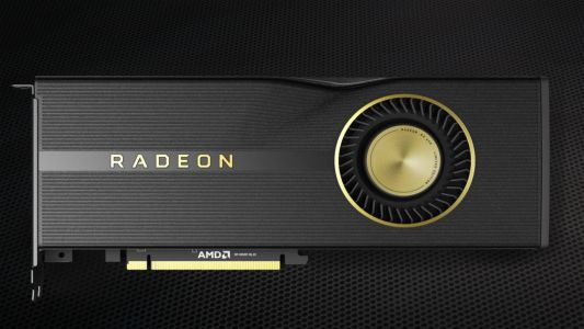 AMD's RX 5700 XT was called RX 690 in its E3 presentation slides