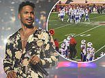 Trey Songz arrested after a physical altercation with police at the AFC Championship Game