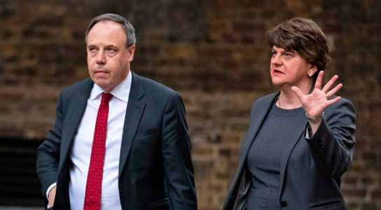 Brexit deal: DUP says Johnson's agreement isn't in Northern Ireland's interests and undermines Union