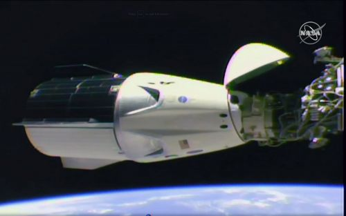 Elon Musk sending weed to the ISS as part of SpaceX resupply mission