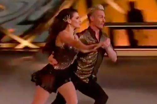 Scots Dancing On Ice fans in stitches as show uses Gers anthem Simply The Best