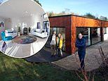 Energy conservationist determined to craft radical self-heating home on Grand Designs