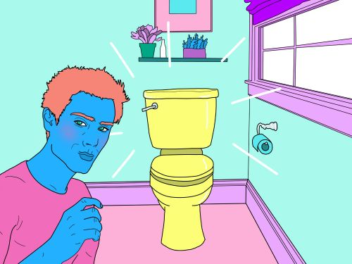 Can you get in trouble for taking long toilet breaks at work?