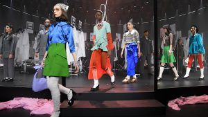 Gucci is the latest designer to announce a change of pace