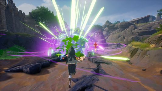 Anime wizard battle royale Spellbreak will be free to play at launch