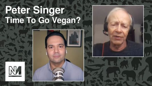 Should We All Be Vegan? | Interview with Peter Singer
