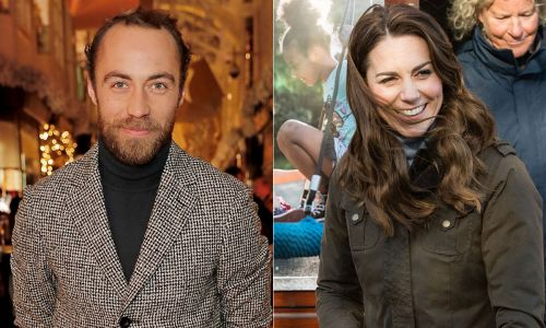 James Middleton shares never-before-seen childhood photo in support of sister Kate's initiative