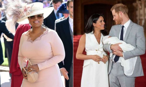 Oprah Winfrey supports Prince Harry and Meghan Markle's royal exit: 'They did what they needed to do'