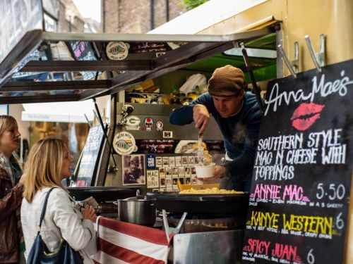 Street Food Incubator Is Moving Off the Street and Into Covent Garden