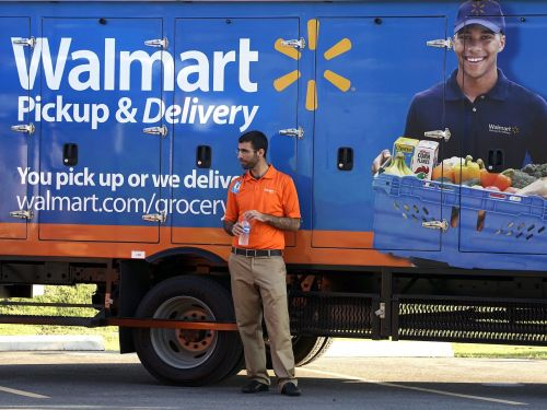 Walmart wants to restock its customers' groceries before they realize they're running low as it beefs up its in-home delivery service