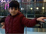 Search is underway for boy, six, who vanished at M1 service station near Milton Keynes
