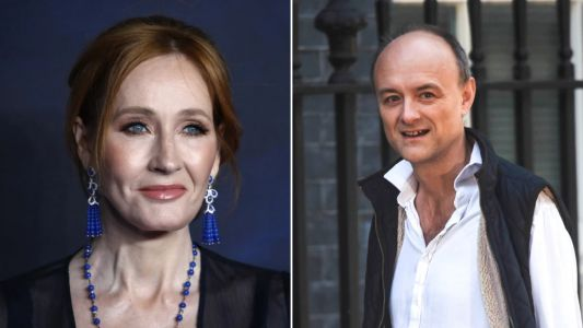 JK Rowling slams Dominic Cummings' 'indefensible hypocrisy' amid lockdown scandal