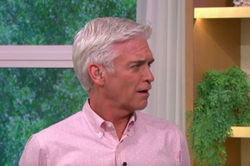 Phillip Schofield gobsmacked as This Morning guest makes cheeky film innuendo