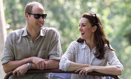 Prince William and Kate Middleton's sweetest PDA moments in public