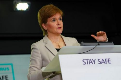 Nicola Sturgeon coronavirus LIVE as Indyref2 could take place 'late 2021'