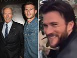 Scott Eastwood posed as city worker to dismantle protester signs