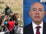 DHS announces probe into horse-back Border Patrol agents apparently using whips on Haitian migrants