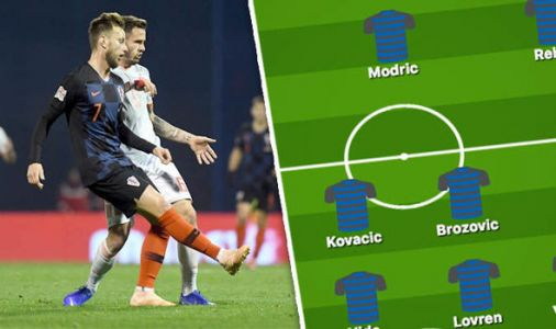 Croatia team news: Predicted line up vs England - Barcelona ace Ivan Rakitic ruled out