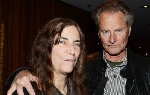 "Patti Smith opens up about loss of Sam Shepard: ""I miss him terribly"""