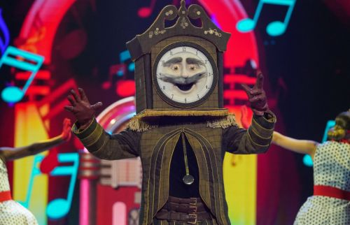 Who went home on The Masked Singer UK? Fourth contestant revealed as Grandfather Clock is eliminated from competition