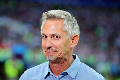 Gary Lineker's four-year-old handball tweet comes back to haunt presenter