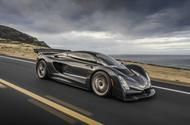 Czinger 21C hypercar: full details and new images released