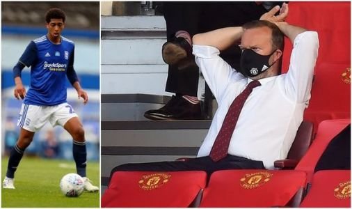Man Utd's Ed Woodward came close to agreeing personal terms with summer transfer target