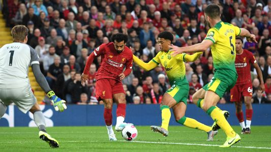 Liverpool vs Norwich live stream: how to watch Premier League football online from anywhere